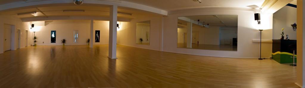 Hier sehen Sie unseren Tanzbereich.